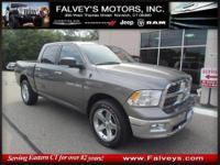 2012 Ram 1500 Crew Cab Pickup Big Horn Our Location is: