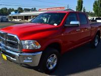 This outstanding example of a 2012 Ram 2500 Laramie is