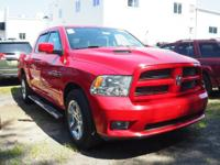 JUST TRADED! CLEAN CARFAX! 5.7 LITER HEMI ENGINE! 4