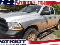 Options:  2012 Ram 1500 St|My! My! My! What A Deal!