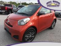 New Chevrolet trade-in!! This 2012 iQ is loaded with