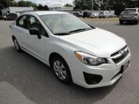 North End is proud to present this 2012 Subaru Impreza