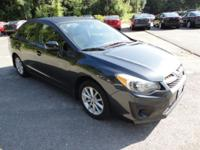 North End is proud to provide this 2012 Subaru Impreza