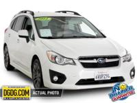 SUBARU CERTIFIED, 1 OWNER, ALL-WHEEL DRIVE, AUTOMATIC