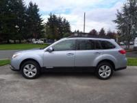 Look at this 2012 SUBARU OUTBACK 2.5I LTD. It has a