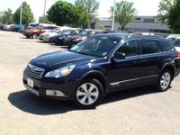 2012 Subaru Outback Wagon 2.5i Limited Our Location is: