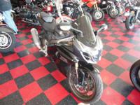 2012 Suzuki GSX-R1000 Just received on trade and is