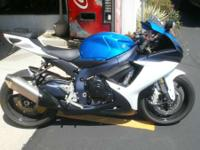 2012 Suzuki GSX-R750 DOWN AND DIRTY PRICE! WE NEED