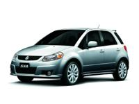 AWD. Gasoline! Suzuki FEVER! Do you want it all