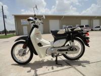 We are an authorized Dealer for SYM Scooters and the