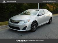 This 2012 Toyota Camry 4dr LE features a 2.5L 4