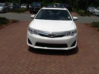 New Arrival! THIS CAMRY LE IS CERTIFIED! CRUISE