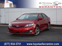 Priced Below Market! ThisCamry will offer fast! Carfax