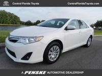 $1,700 below NADA Retail! Toyota Certified, CARFAX