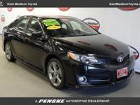 XLE trim. Toyota Certified, CARFAX 1-Owner, Very Nice.