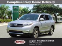 CLEAN CARFAX, 2012 Toyota Highlander Limited, Backup