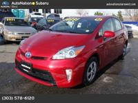Check out this gently-used 2012 Toyota Prius we