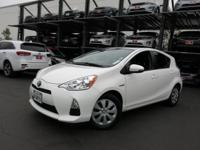 New Arrival This 2012 Toyota PRIUS C * Popular Color *