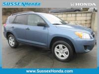 This 2012 Toyota RAV4  is proudly offered by Sussex