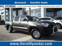 TECHNOLOGY FEATURES: This Toyota Tacoma includes  an