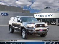 2012 Toyota Tacoma V6 4WD MATCHING TOPPER 5-Speed