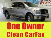Toyota Certified, Carfax One Owner, CLEAN CARFAX,