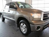 Options:  2012 Toyota Tundra Grade|Brown|**Carfax 1