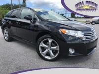 Recent Arrival! This spacious 2012 Toyota Venza XLE in
