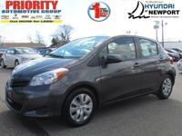 This used 2012 Toyota Yaris in Middletown, RI is worth