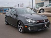 This 2012 GTI comes with an additional 2 year/24,000