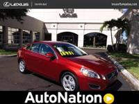 You can find this 2012 Volvo S60 (fleet-only) T5 and