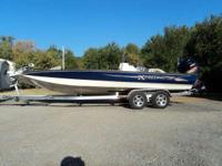 Description 2012 Xpress H24B center console loaded with