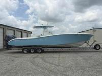 2012 Yellowfin (Loaded! Low Hours!) FOR QUESTIONS