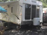 40FT Travel Trailer/park model - $22,500 (RICHMOND)