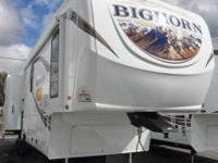THE YOUNGEST IN THE HEARTLAND LUXURY BIG HORN 5TH WHEEL