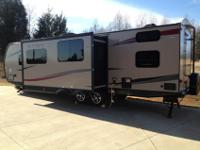 2013 FOREST RIVER PALOMINO SOLAIRE ULTRA LITE TRAVEL