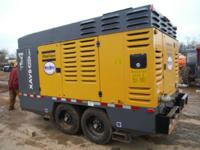 2013 ACS XAVS900CD7 2013 ACS XAVS900CD7 860 Cfm 200 Psi