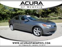 ILX 2.0L, 4D Sedan, FWD, Gray, Certified Pre-owned,