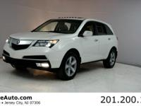 ***CARFAX CERTIFIED 1-OWNER WITH SERVICE RECORDS. MDX