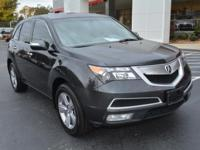 Options:  2013 Acura Mdx Sh-Awd W/Tech|Sh-Awd 4Dr Suv