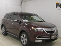 Looking for a clean, well-cared for 2013 Acura MDX?