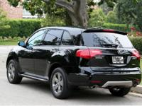 This 2013 Acura MDX Tech Pkg is Well Equipped with All