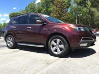 PREMIUM & KEY FEATURES ON THIS 2013 Acura MDX include,