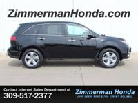 Come test drive this All Wheel Drive *2013 Acura MDX