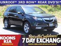 2013 Acura MDX Technology Crystal Black Pearl