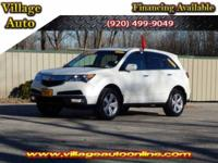 Immaculate One Owner SUV!! Accident Free AutoCheck!!