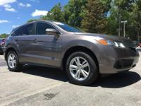 PREMIUM & KEY FEATURES ON THIS 2013 Acura RDX include,