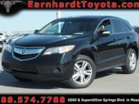 We are delighted to offer you this 2013 Acura RDX which