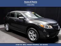 New Price! CARFAX One-Owner. 2013 Acura RDX Technology
