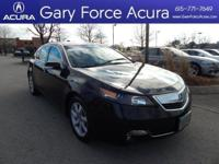 Our One Owner 2013 Acura Certified TL is beautiful in